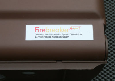Firebreaker product identification